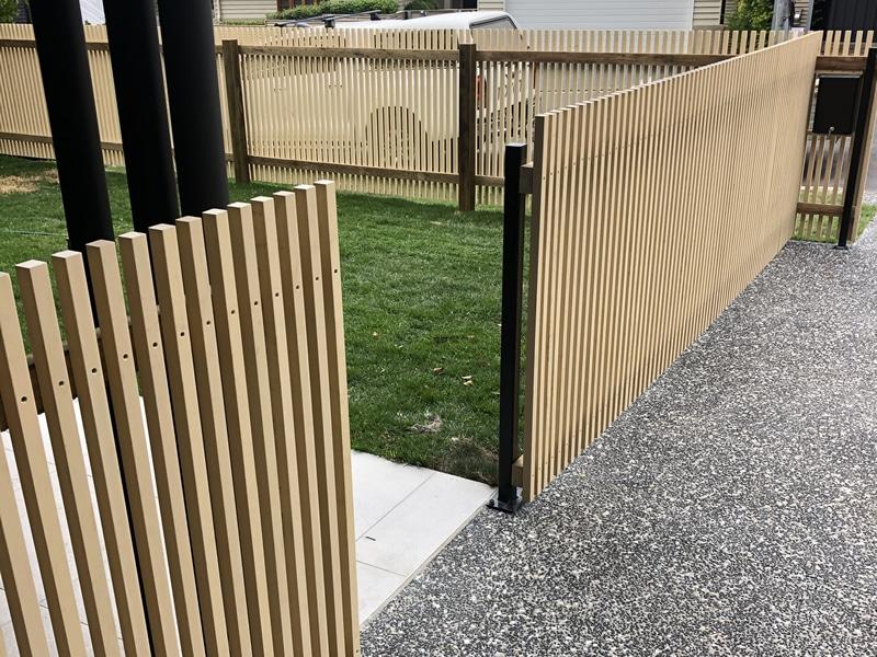 new aluminium fence installer Caboolture