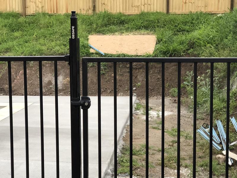 aluminium custom gates