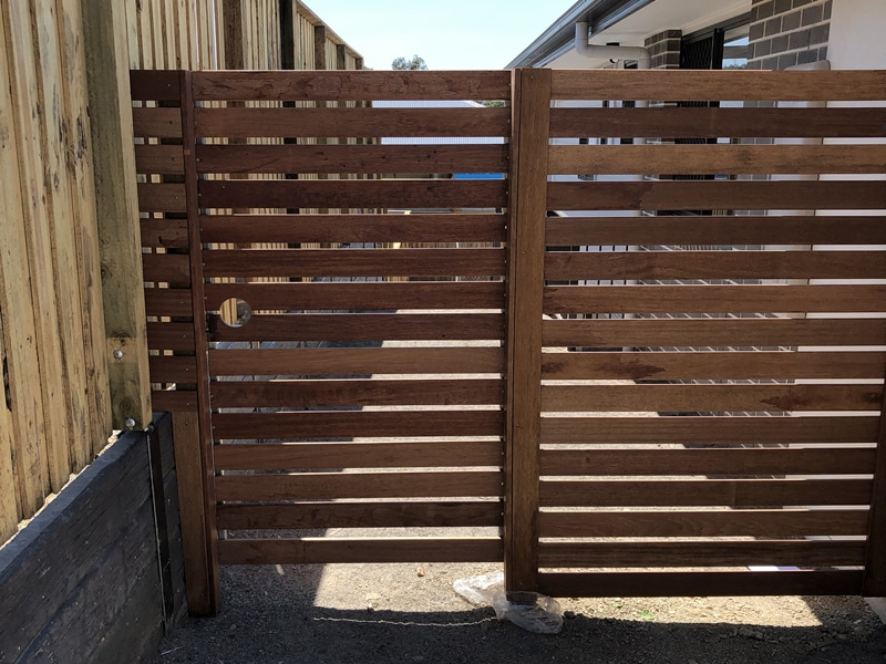 custom built timer gates north brisbane