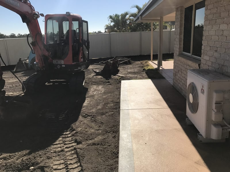 digger hire north brisbane