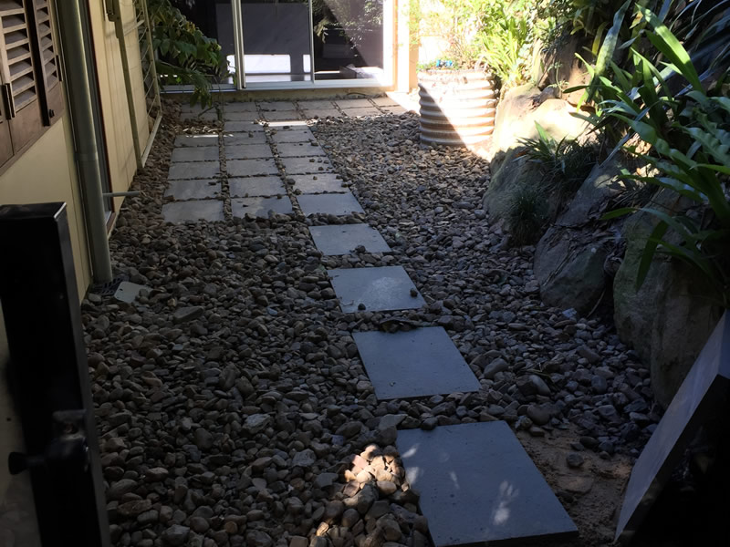 landscape builder paving