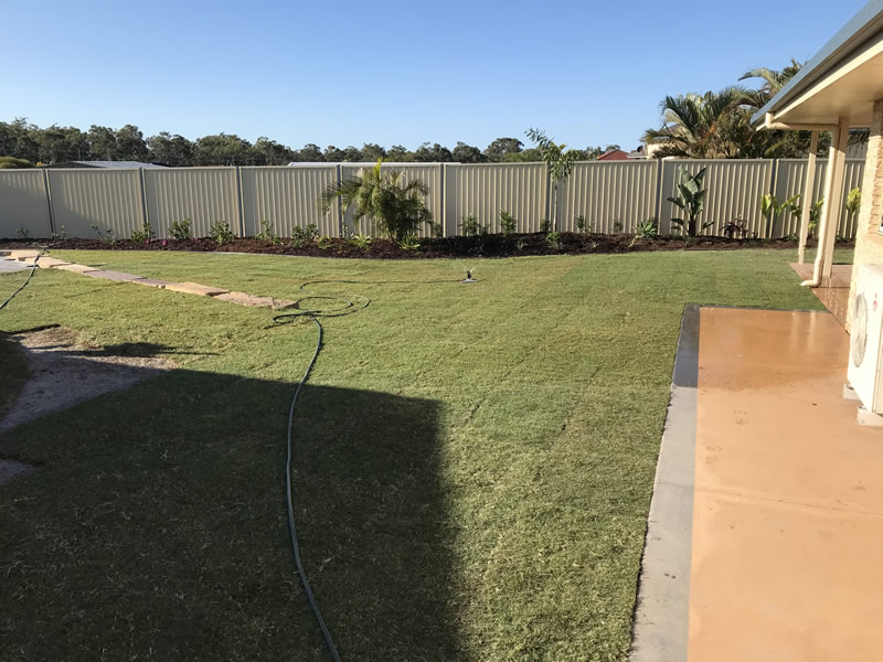landscaping services north brisbane